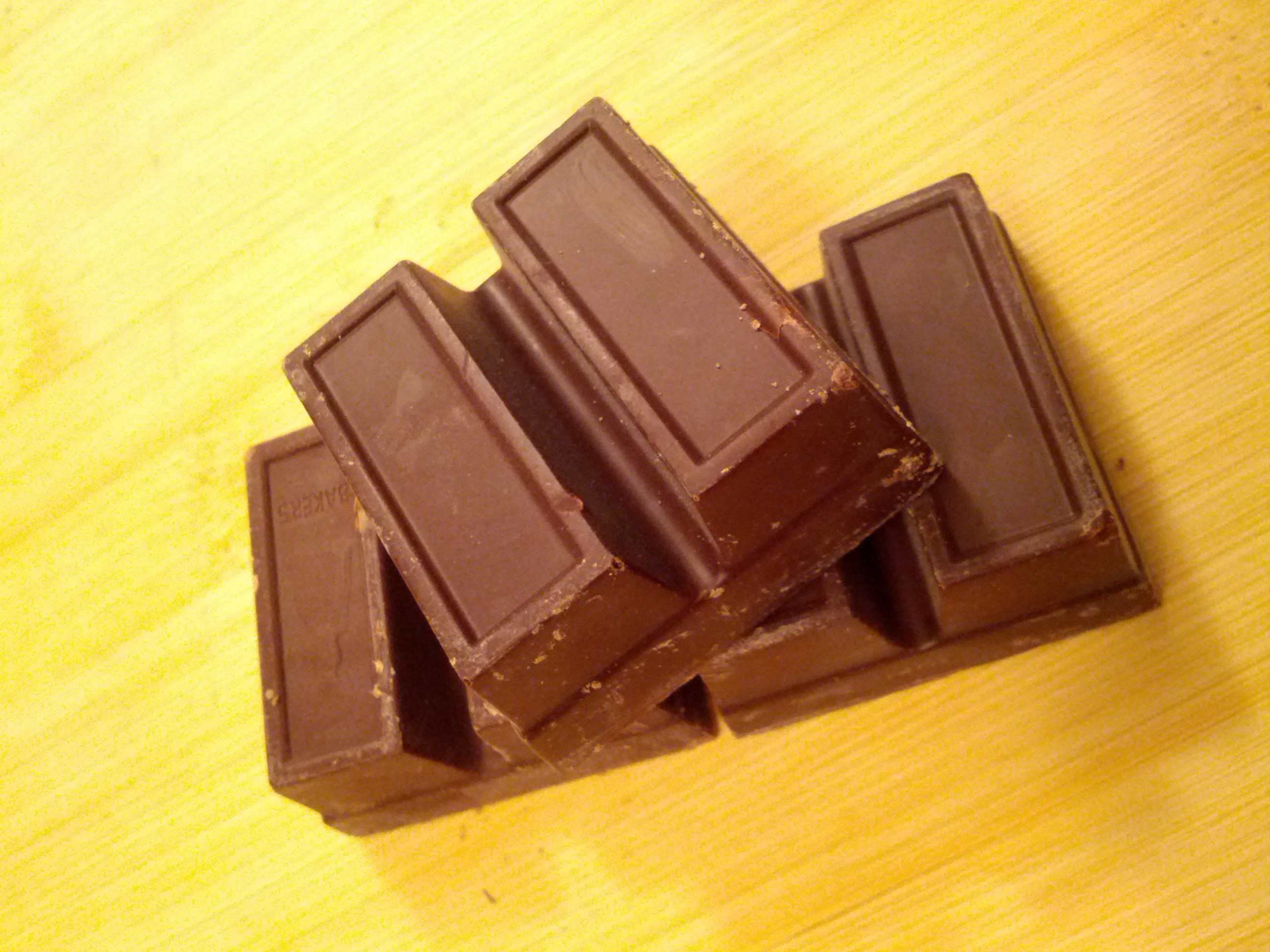 How to Melt Chocolate – Grated Nutmeg
