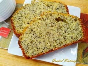 Lemon Poppyseed Bread