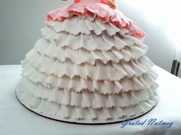 Princess Cake 2 Grated Nutmeg