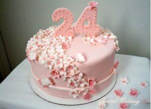 Flowers Cake 2