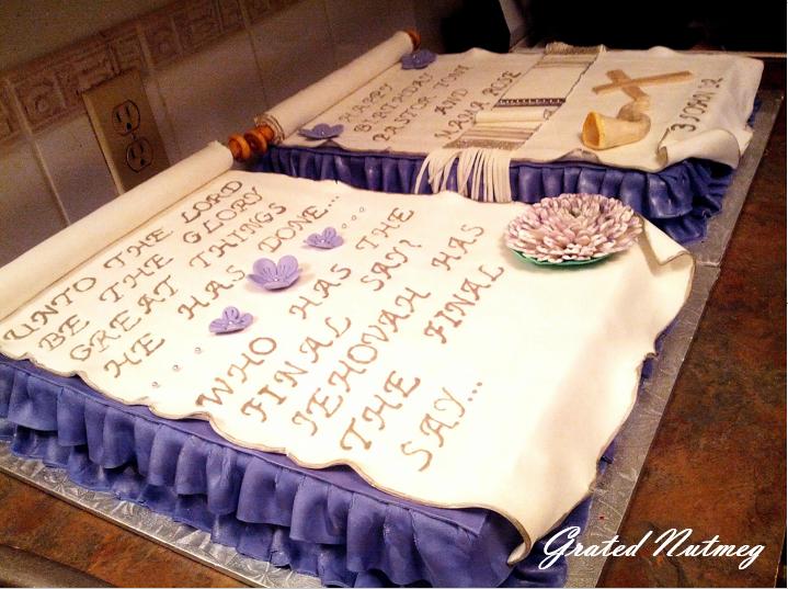 Cake Made With Cum