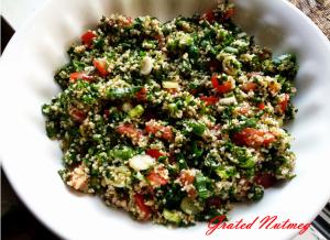 Tabboulh salad