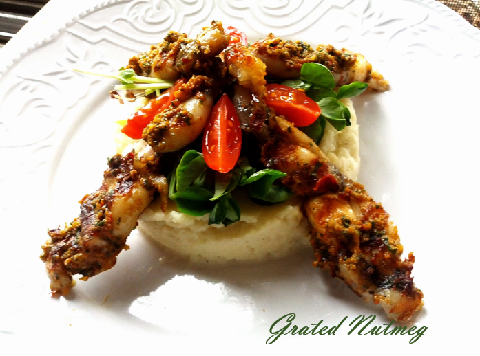 recipe: how to cook frog legs on the grill [18]