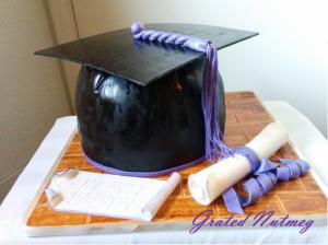Graduation Cak