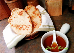 Naan with Ghee