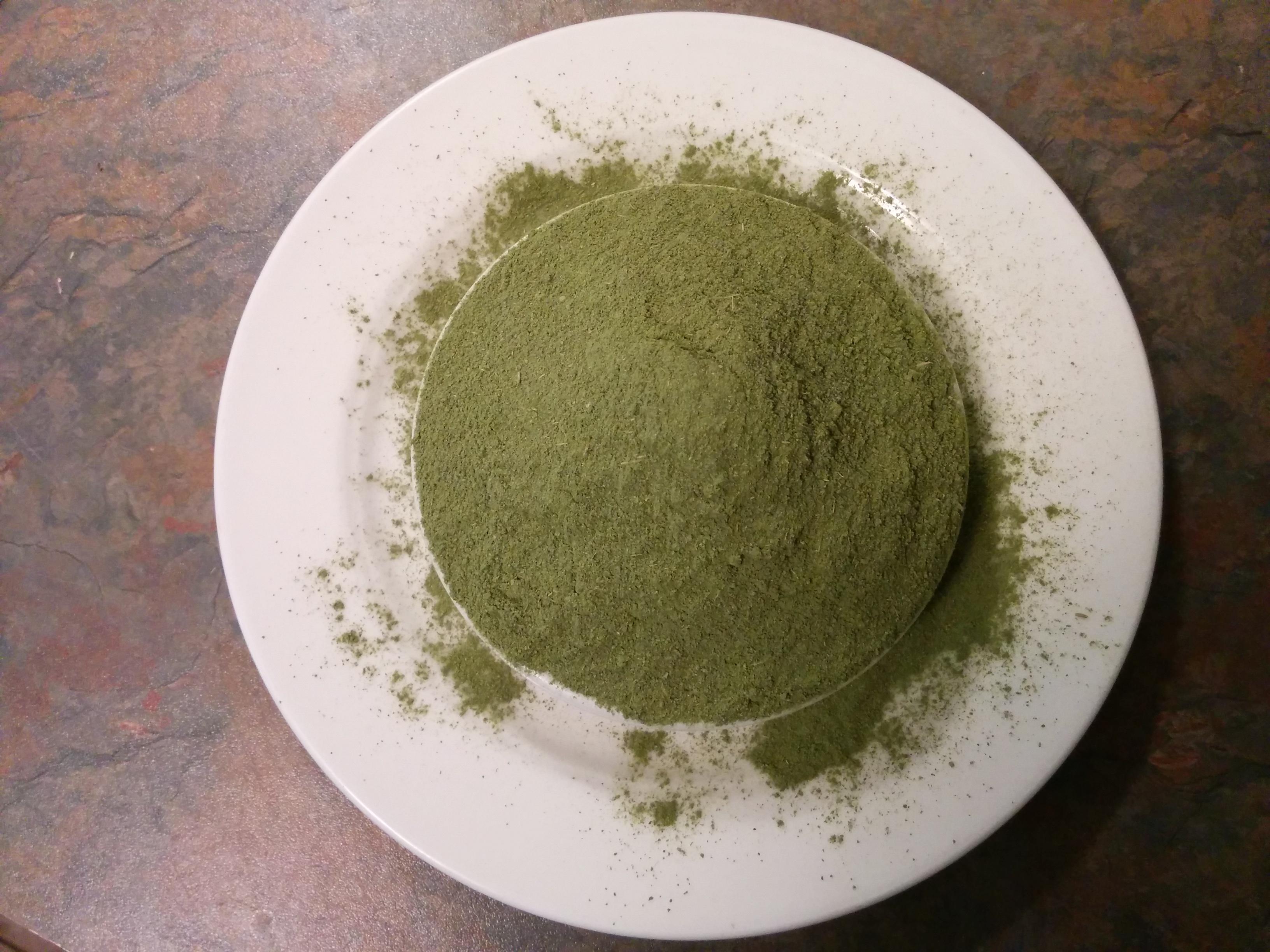 Miyan Kuka Baobab Leaf Soup Grated Nutmeg