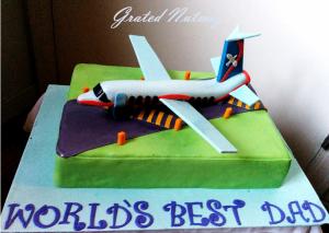 air craft cak