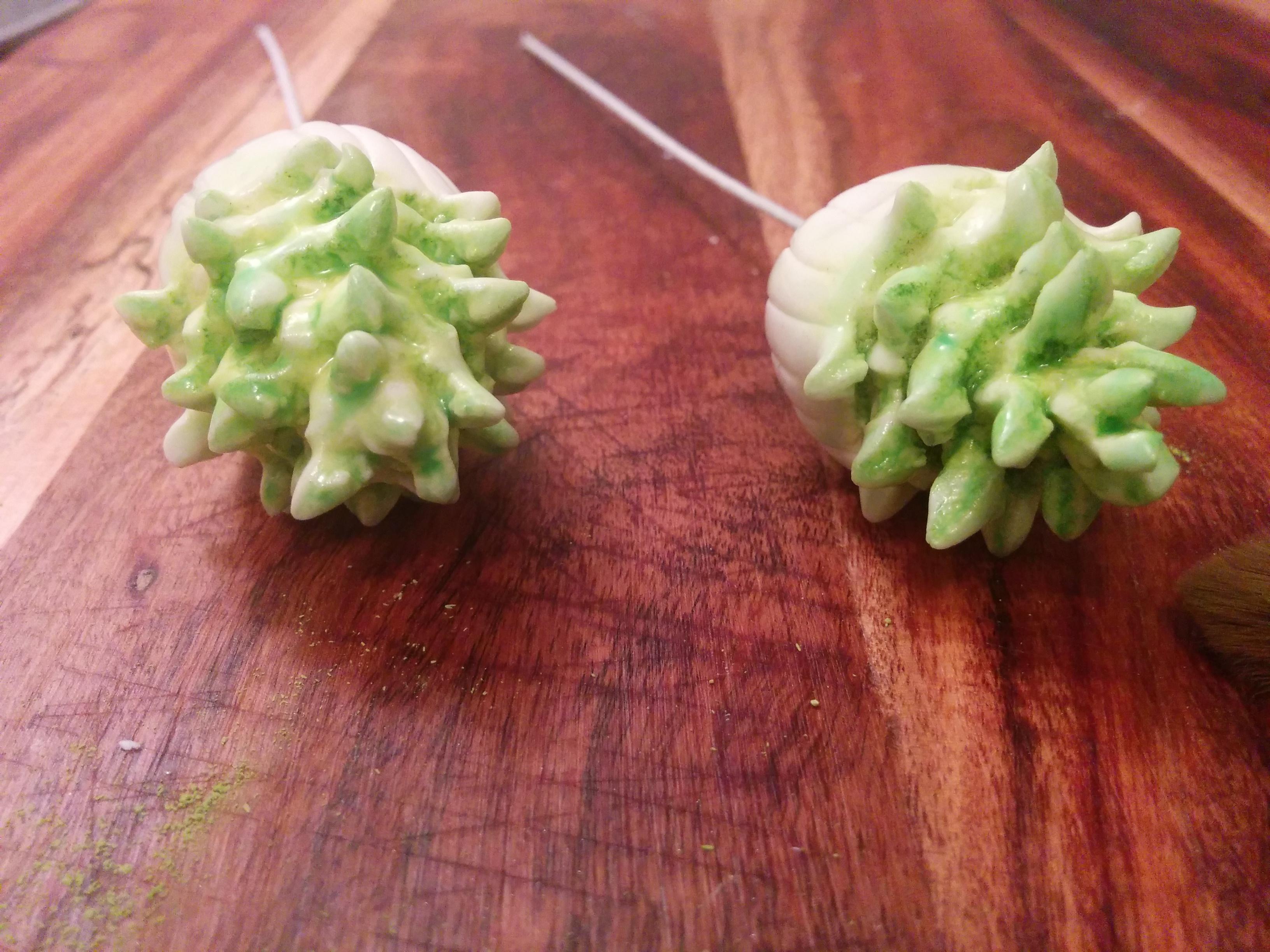 Fondant Magnolia Flower Tutorial Grated Nutmeg