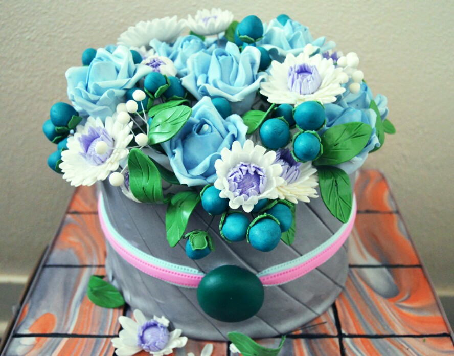 Bouquet Cake – Grated Nutmeg