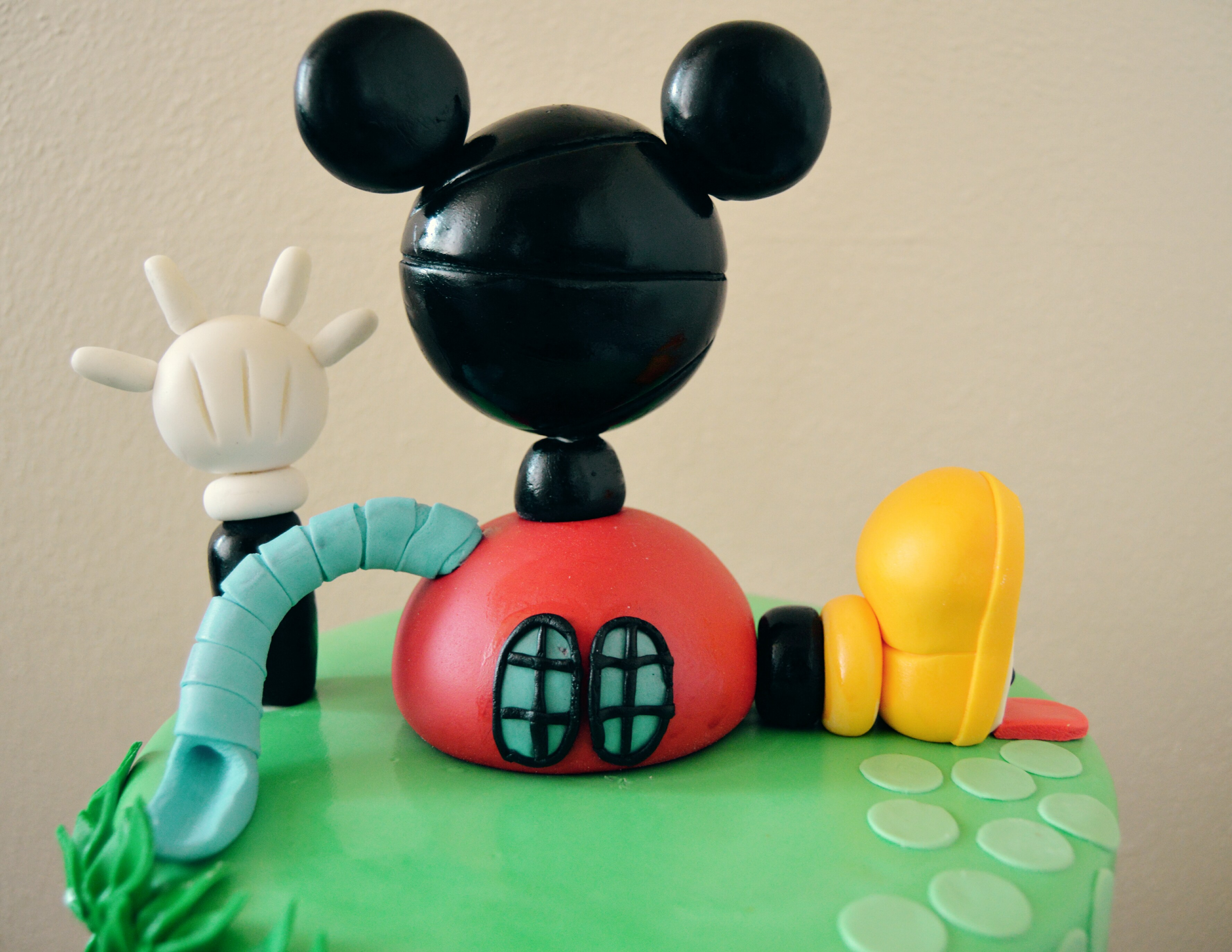 foundant mickey mouse clubhouse tutorial grated nutmeg