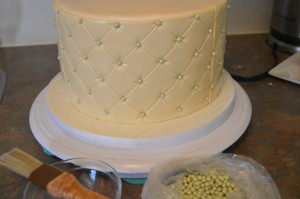 How To Quilt Cakes Grated Nutmeg