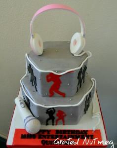 Dance Hall Cake