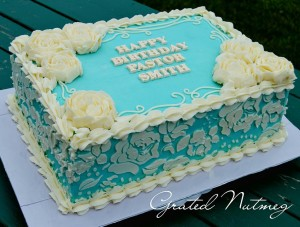 How Much Buttercream To Cover A Full Sheet Cake