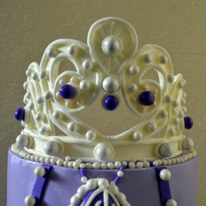 Fondant Tiaras and Crowns Tutorials – Grated Nutmeg