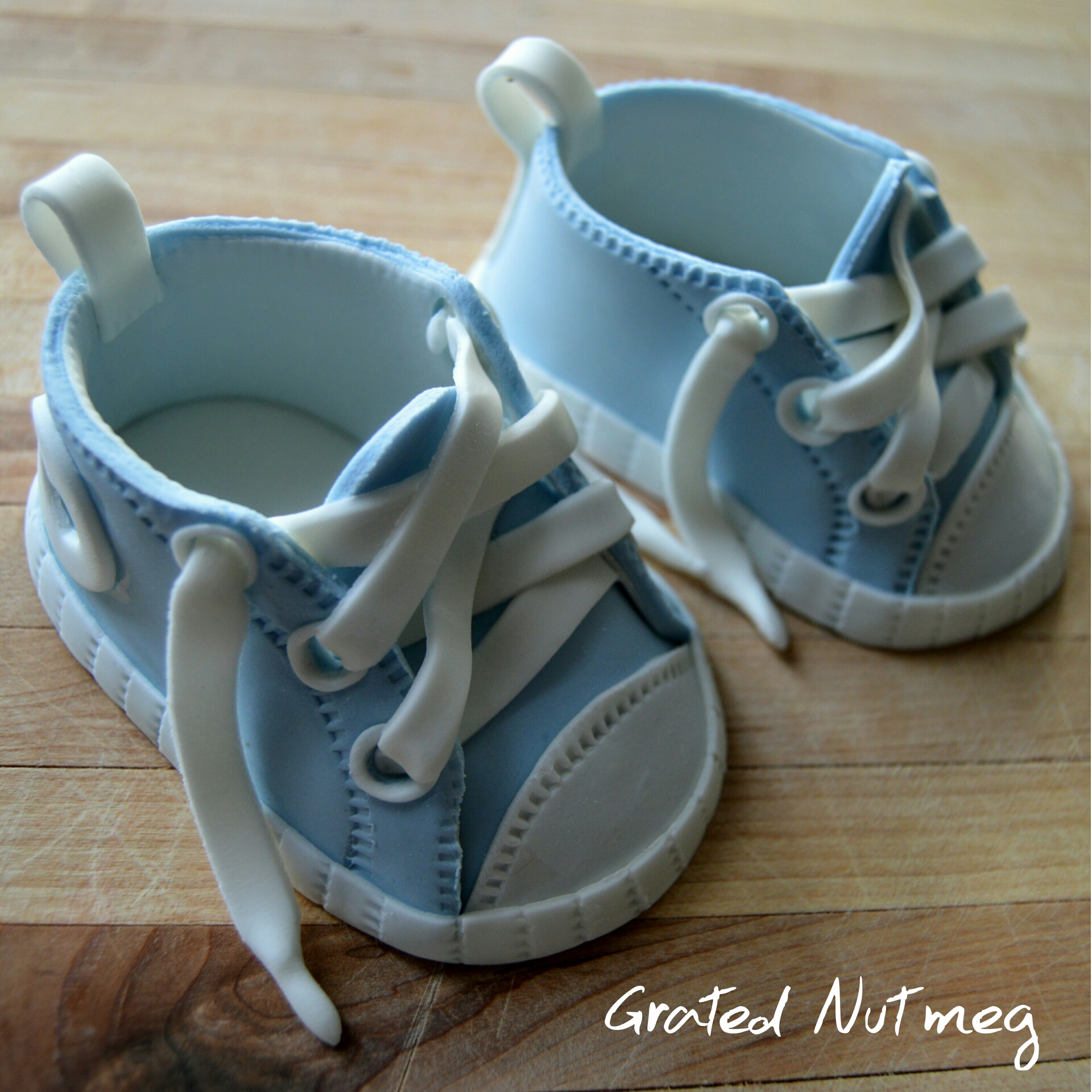 Pattern For Making Christening Baby Shoes
