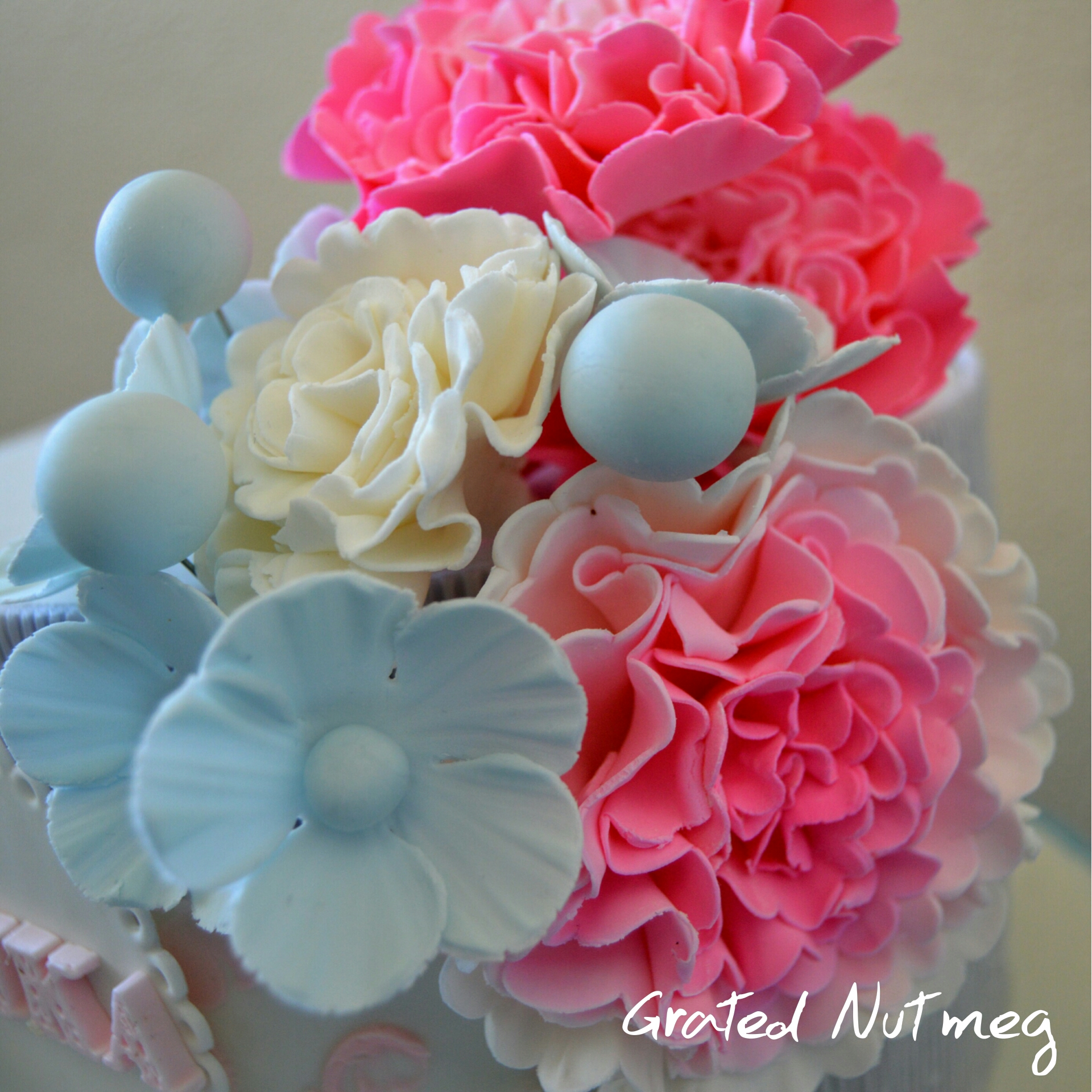 Fondant Flowers Using Cookie Cutters Flowers Healthy