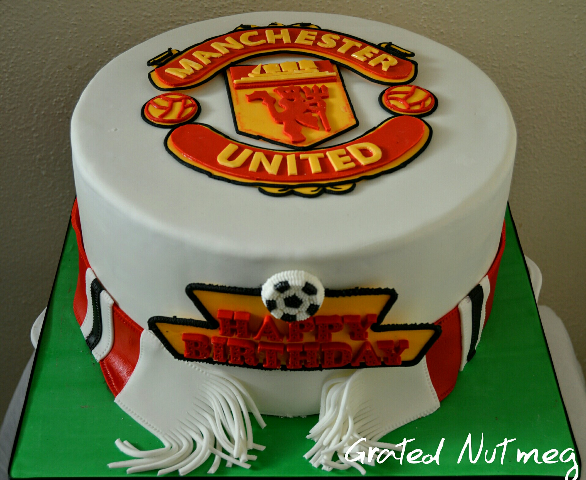 Download Manchester United Cake Images