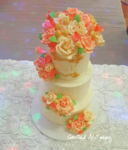 how to make fondant flowers without cutters